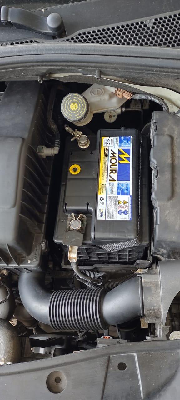Bateria Moura 60Ah Entrega e Instalação Grátis