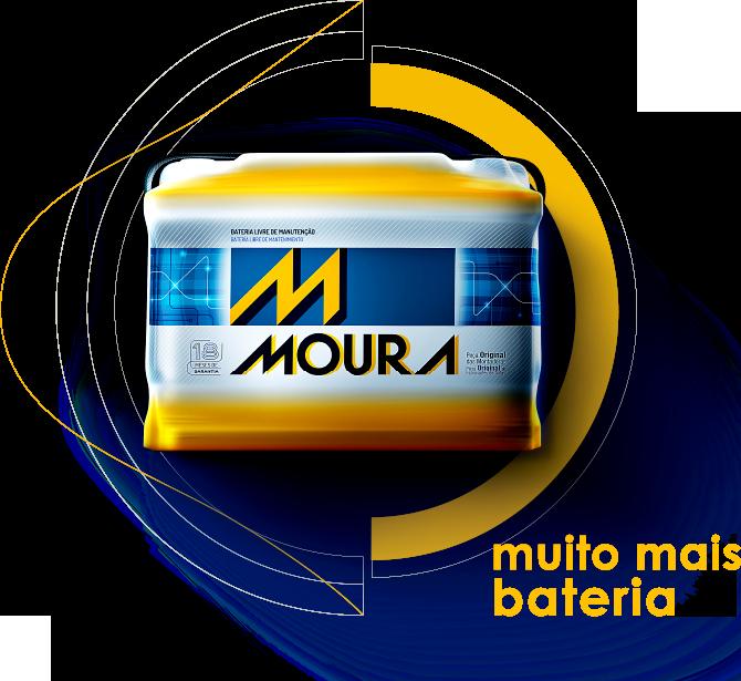 Baterias Moura em Porto Alegre